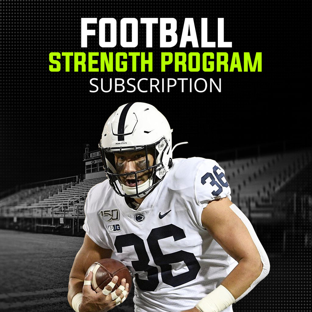Football Strength Program