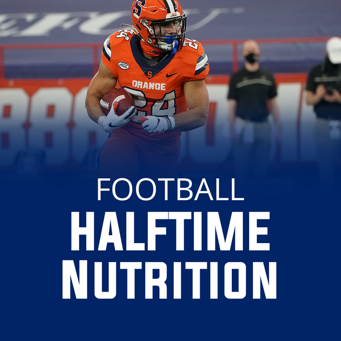 Halftime Nutrition for Football