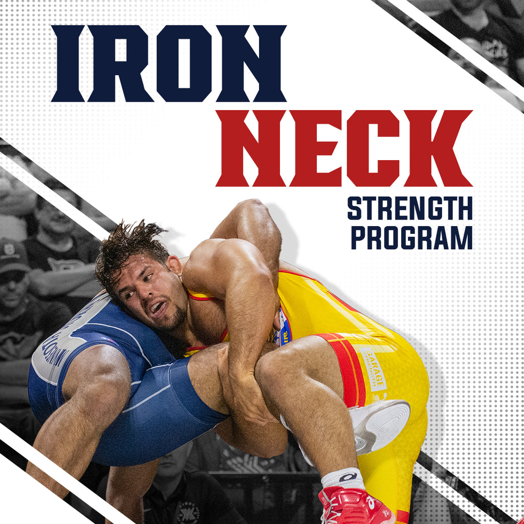 Iron Neck Wrestling Prorgam