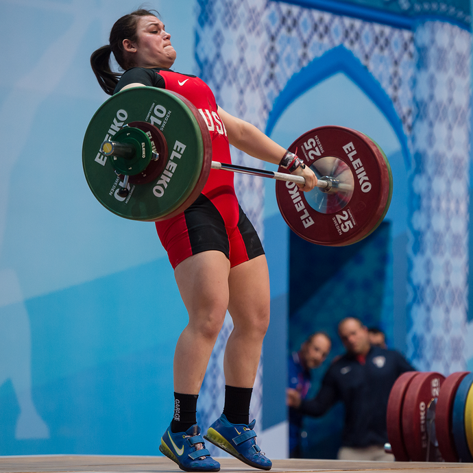 Technical Analysis - Olympic Lifts