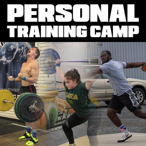 Personal Training Camp