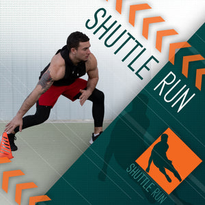 Shuttle Run (5-10-5 Drill) Technique Resource