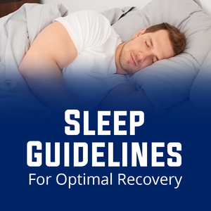 Sleep Guidelines for Optimal Recovery