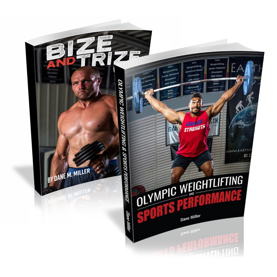 Weightlifting and Sports Performance/Bize and Trize Stack