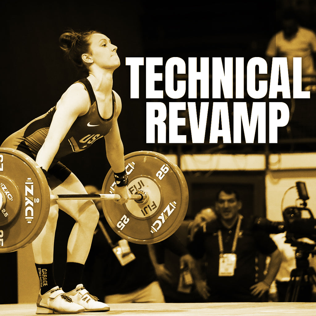 Technical Revamp