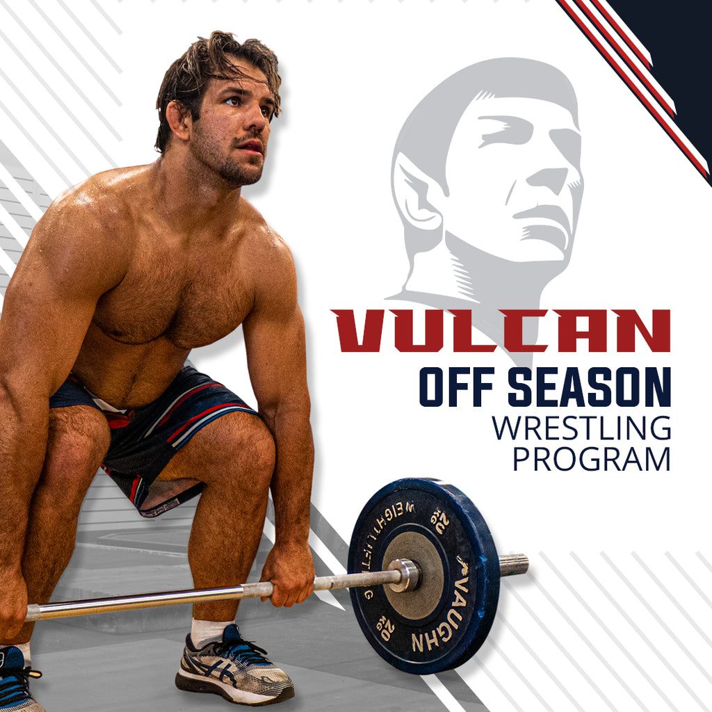 Vulcan Off Season Wrestling Program