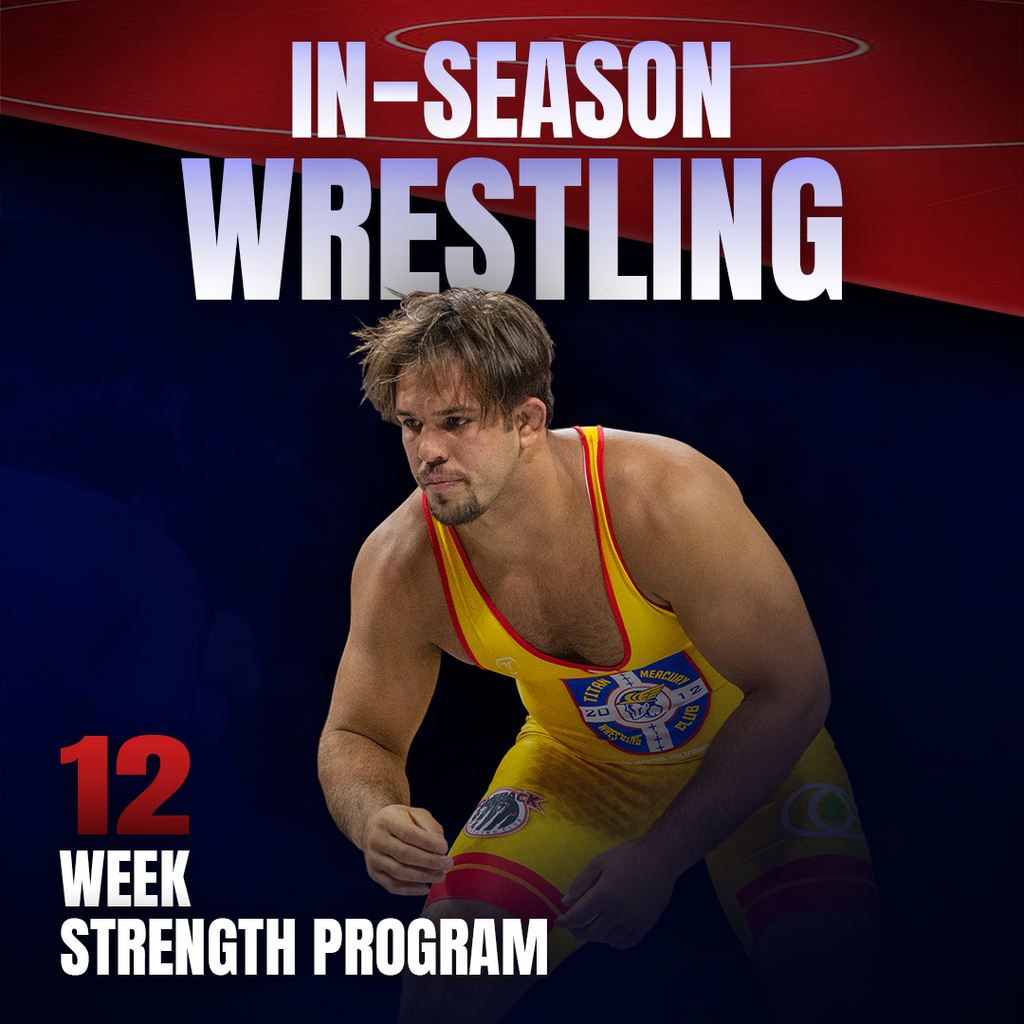 In-Season Wrestling Program