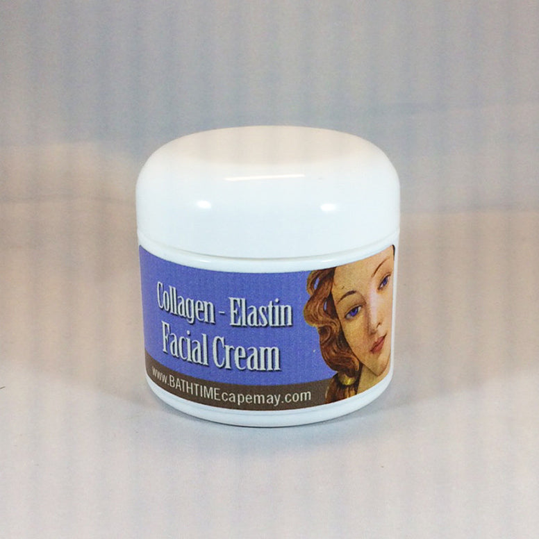 Collagen-Elastin Facial Cream