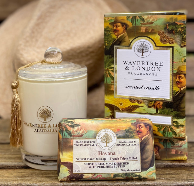 Wavertree and London Havana Candle