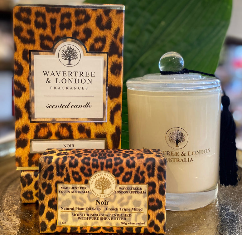 Wavertree and London Noir Candle