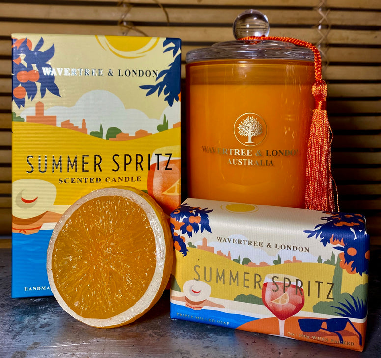 Wavertree and London Summer Spritz Candle