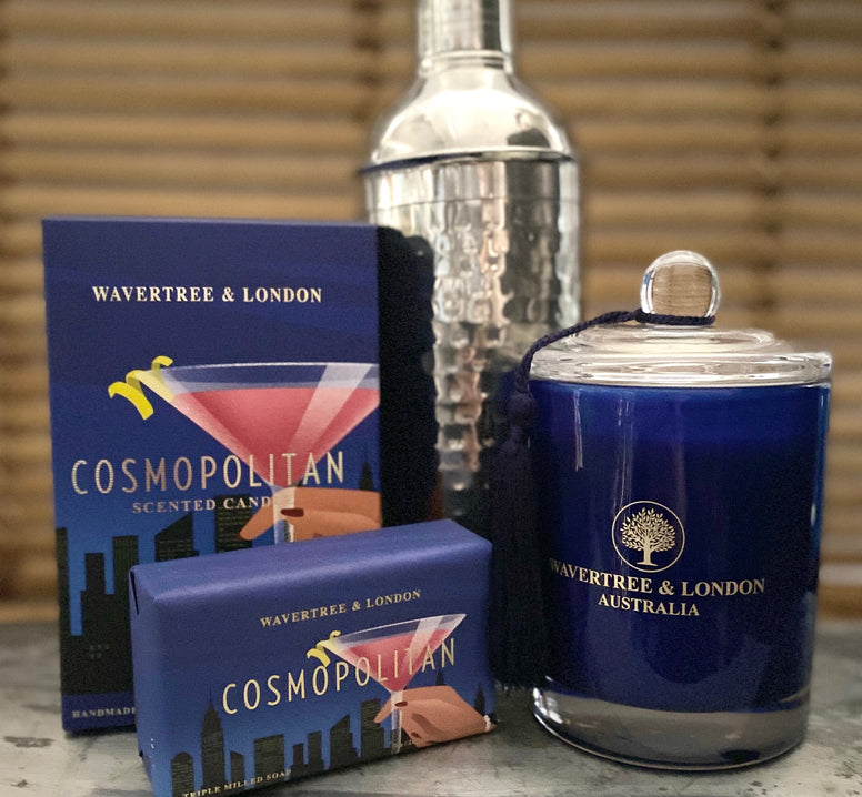 Wavertree and London Cosmopolitan Candle