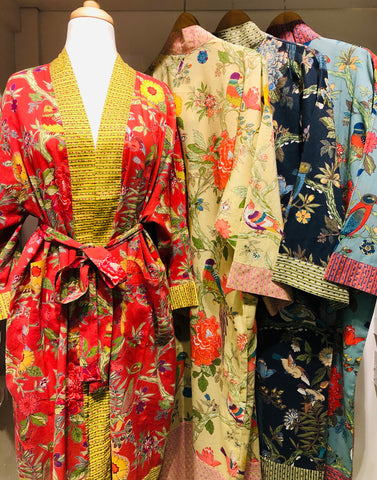 Cotton Kimonos