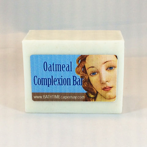 Oatmeal Complexion Bar