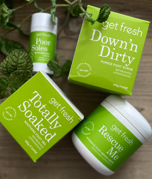 Get Fresh Foot Products