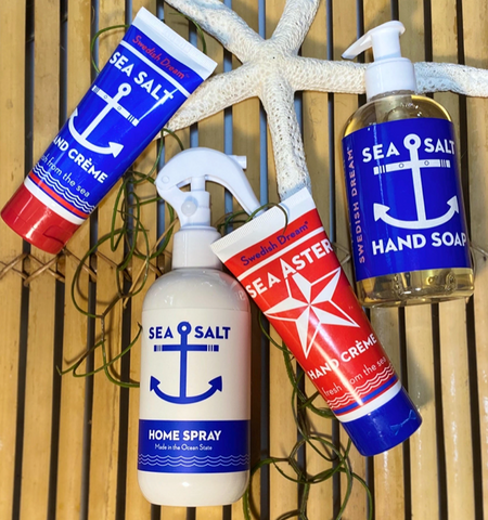 Sea Salt and Sea Aster Products