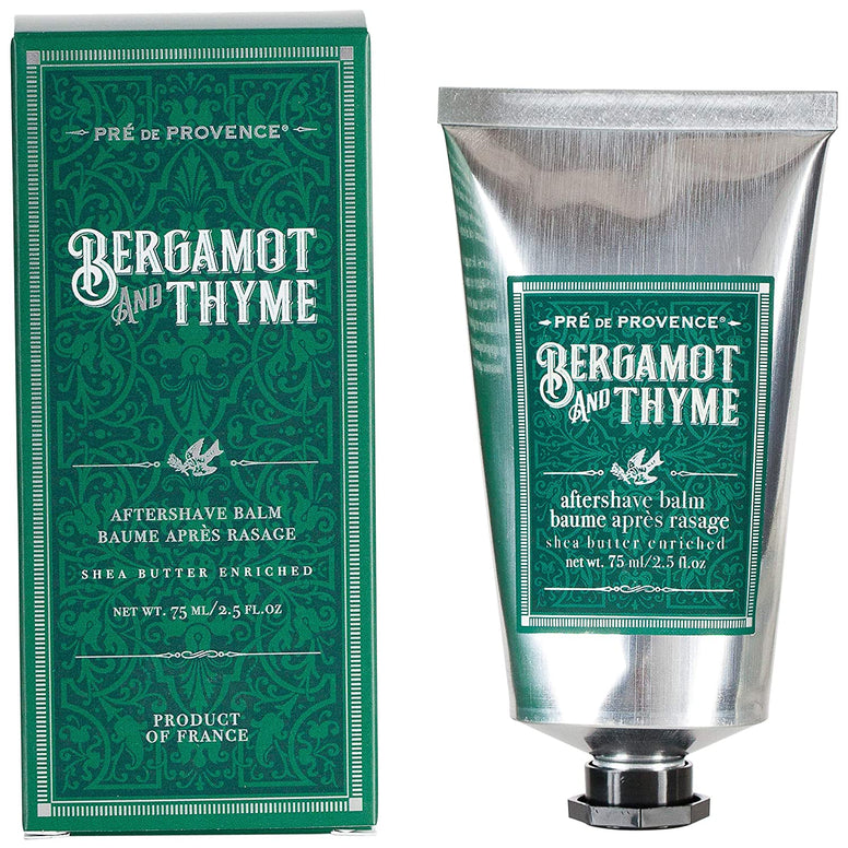 Bergamot and Thyme Aftershave