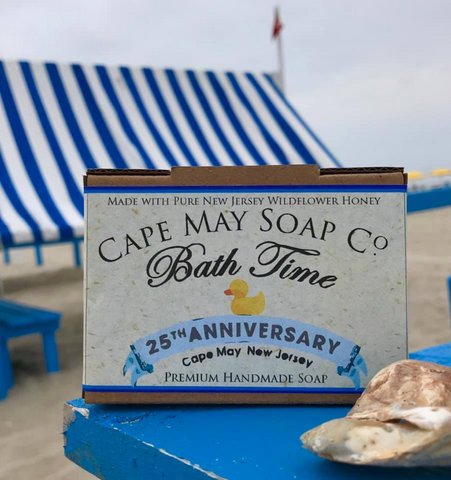 25th Anniversary Soap