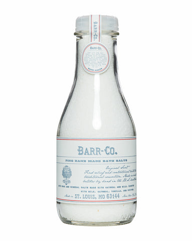 Barr Co. Bath Salts
