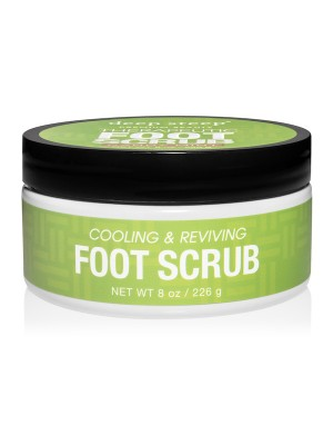 Deep Steep Sugar Cane Foot Scrub