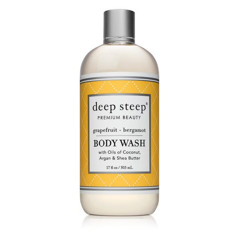 Deep Steep Body Wash
