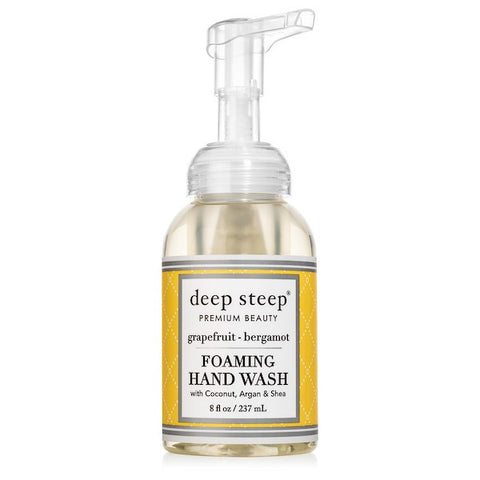 Deep Steep Foaming Hand Wash