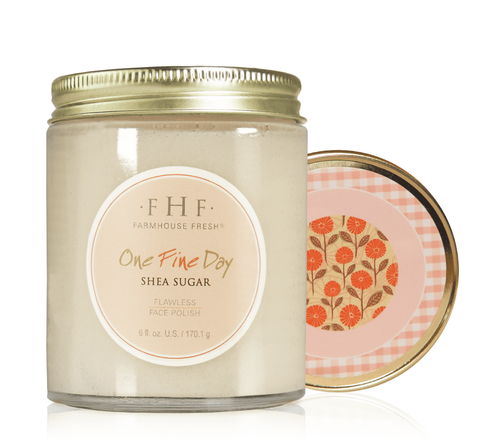 One Fine Day Shea Sugar Face Polish