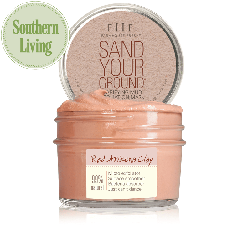 Sand Your Ground Mud Mask