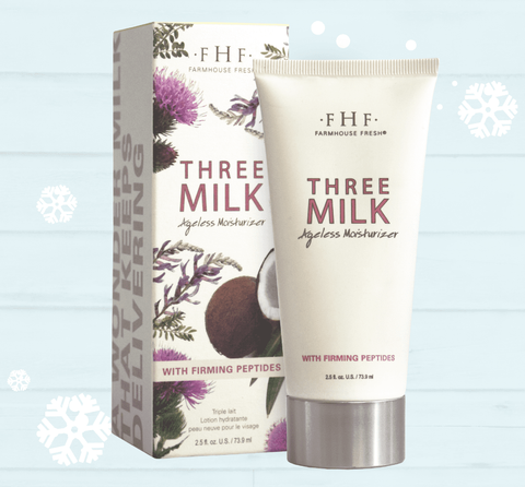 Three Milk Facial Moisturizer