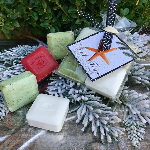 Guest Soap Wrapped Gift Set