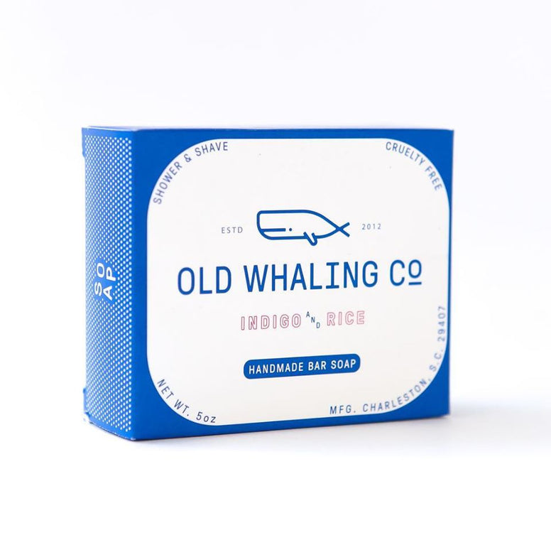 Old Whaling Bar Soap
