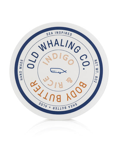 Old Whaling Company Body Butter