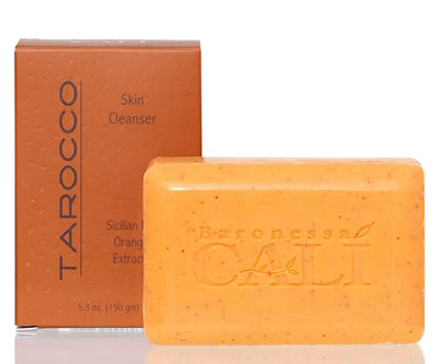 Tarocco Bar Soap