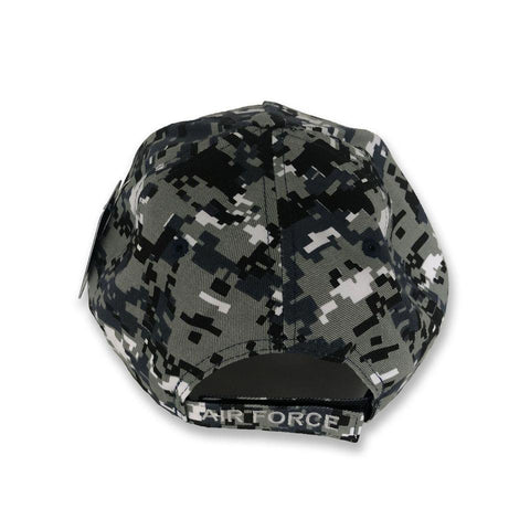 Official United States Air Force Digital Camo With Wreath Hat