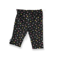 Minnie Mouse Black Rose Pants