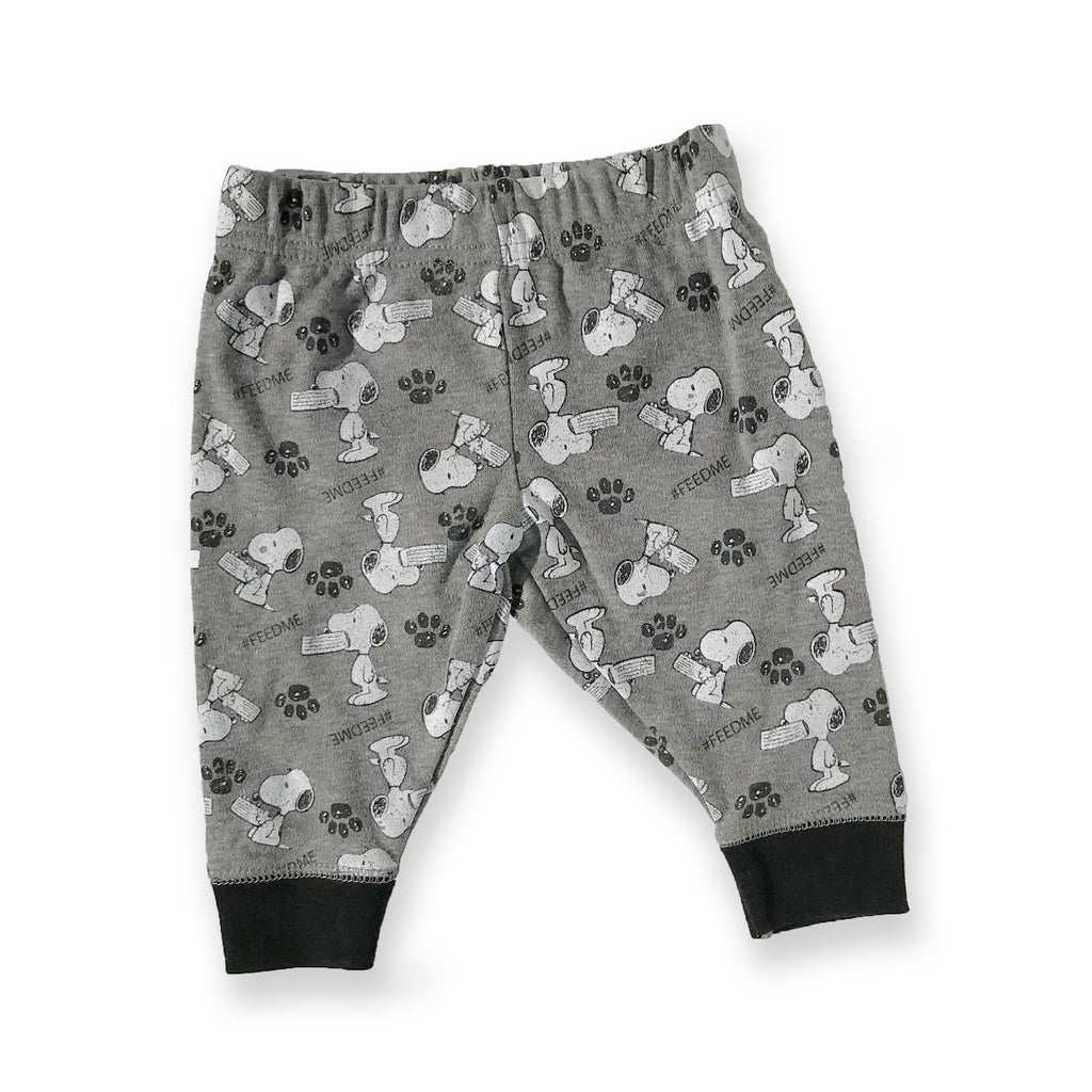 Snoopy Grey Pants