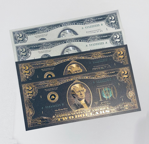 The good luck $2 Bill bundle