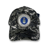 Official United States Air Force Digital Camo Hat