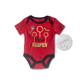 Harry Potter Red Onesie