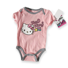 Hello Kitty Pink Onesie