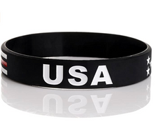 SALE! Black USA Bracelet