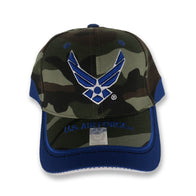 Official Air Force Green Camouflage Hat