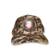 Official U.S. Marine Corps Camo Hat