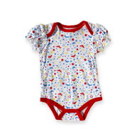 Wonder Woman Multi-Color Onesie