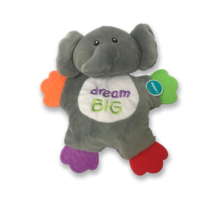 Playtex Plush Baby Elephant Teether Toy