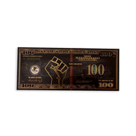 Black Lives Matter Bank Note
