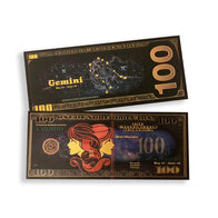 Gemini $100 Black Bills