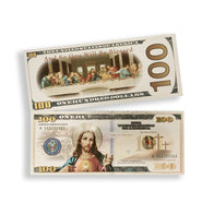 Jesus Silver Banknote
