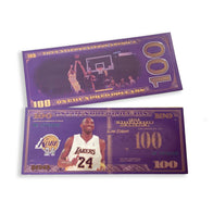 $100 Purple Kobe Commemorative Banknote