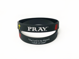 PSALM 23.1 PRAY Wristbands